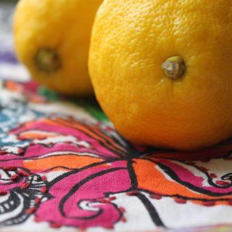 Lemon-Drenched Lemon Cake