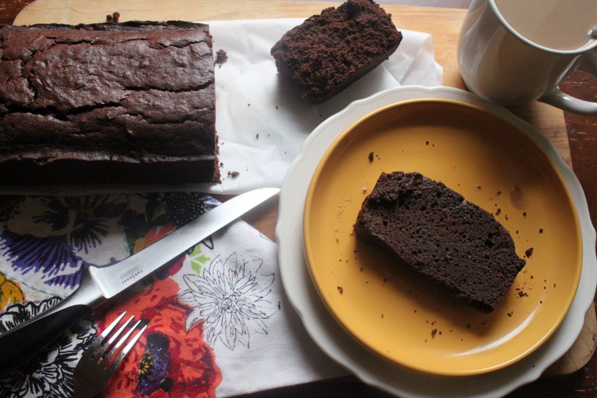 Everyday Chocolate Cake - Baker by Nature