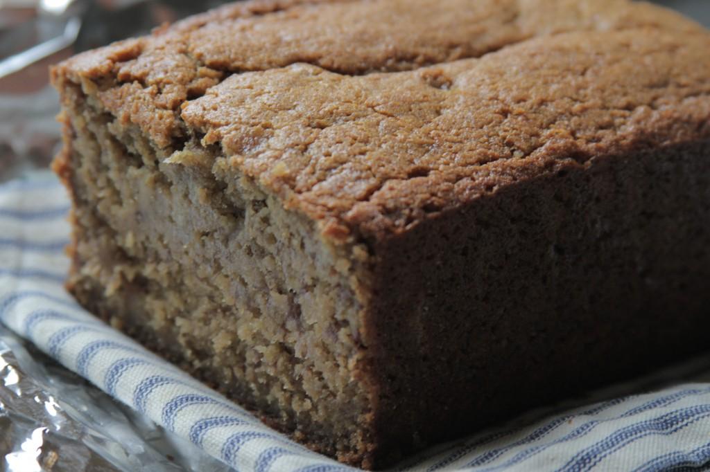 Oat Flour – Maple Banana Bread – Baker by Nature