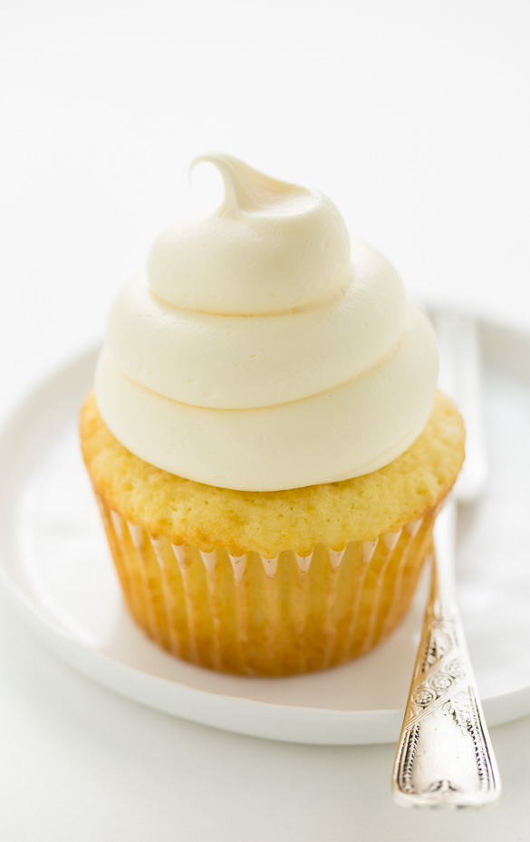 Classic Vanilla Cupcakes are light, fluffy, and flavorful. Best you'll ever bake!