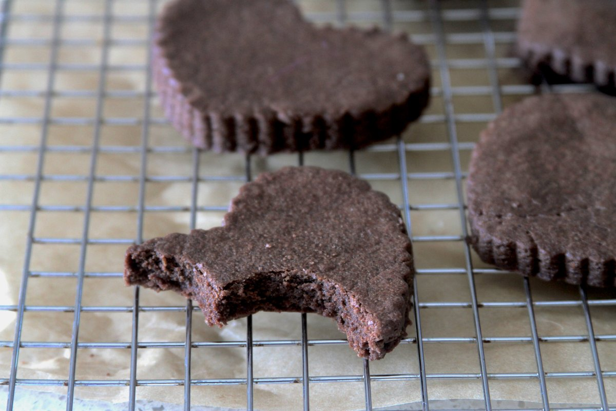 Chocolate – Chili Roll Out Cookies