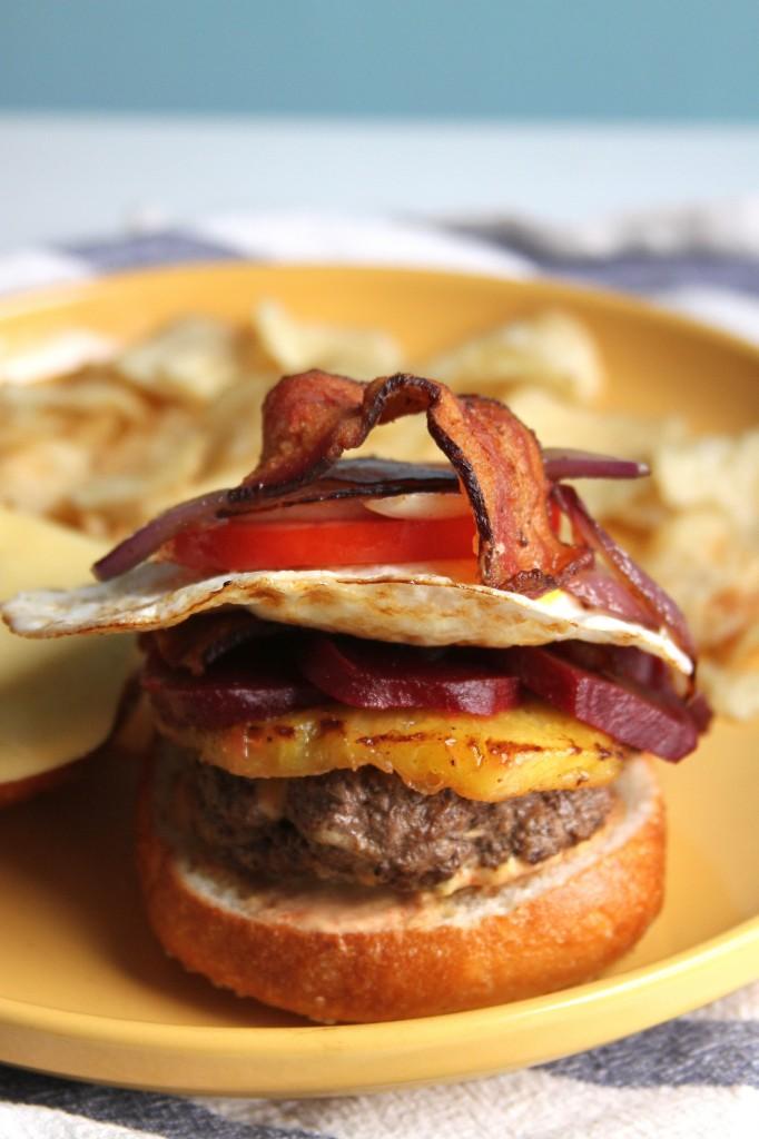 Aussie Burger