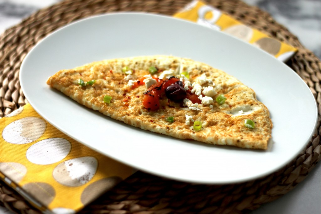 The Best Egg White Omelette