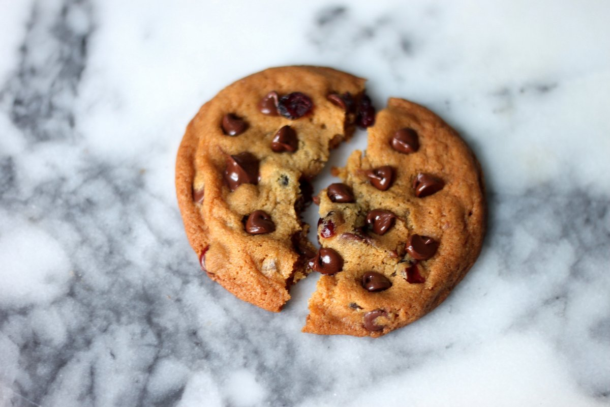 're looking for a unique twist on the classic chocolate chip cookie ...