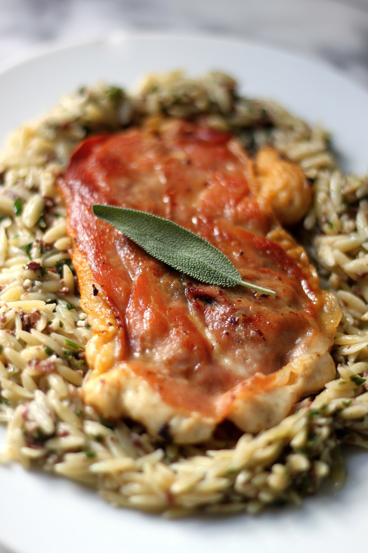 chicken saltimbocca with lemon chicken saltimbocca with lemon lighter ...