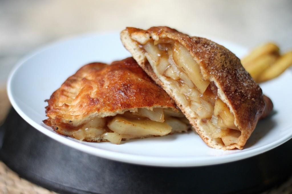 Apple Pie Calzones