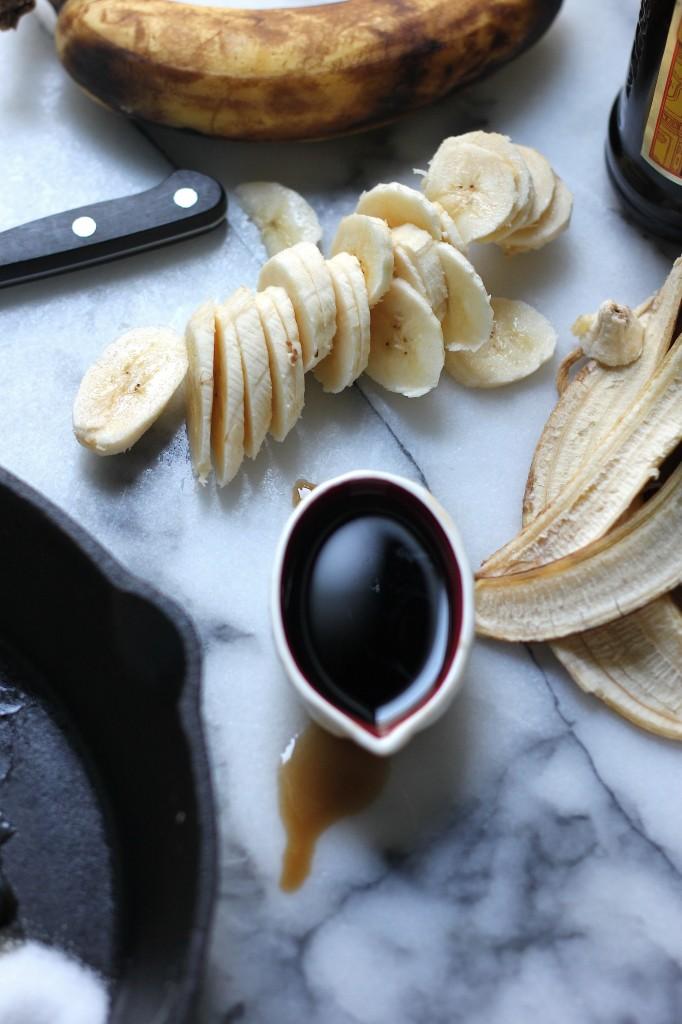 Kahlua Caramel S'mores Banana Bread