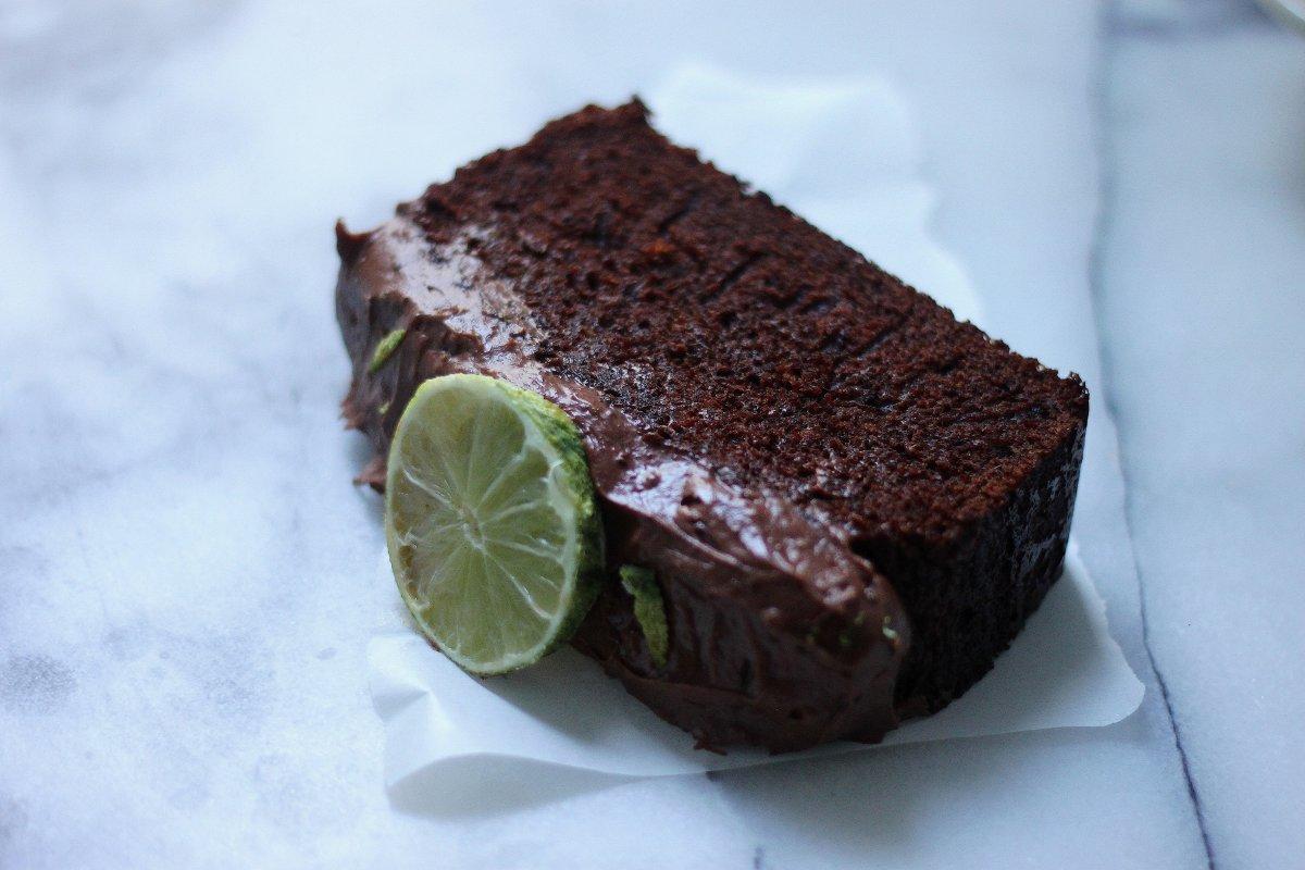 Dark And Stormy Cake Recipe