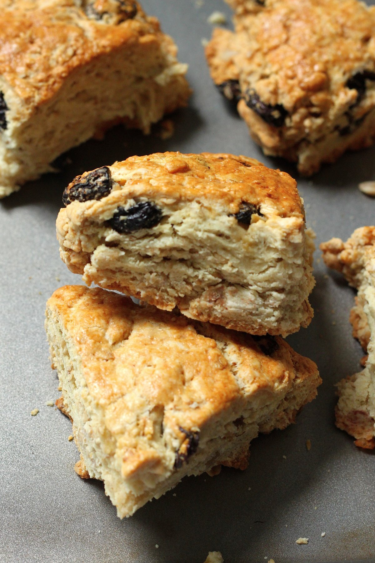 how to make scone bread