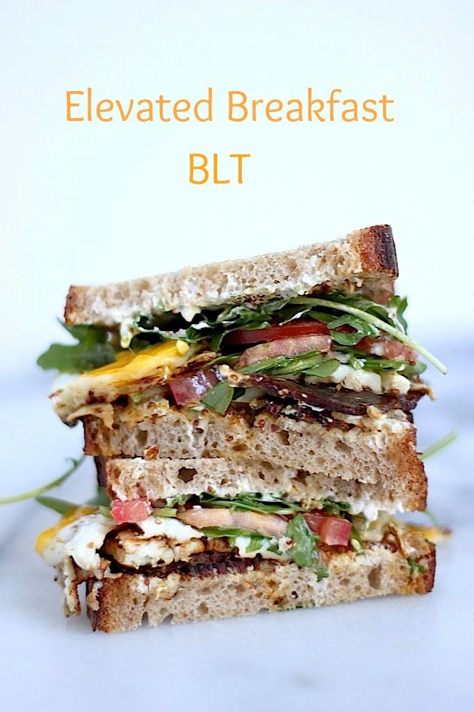 Elevated Breakfast BLT