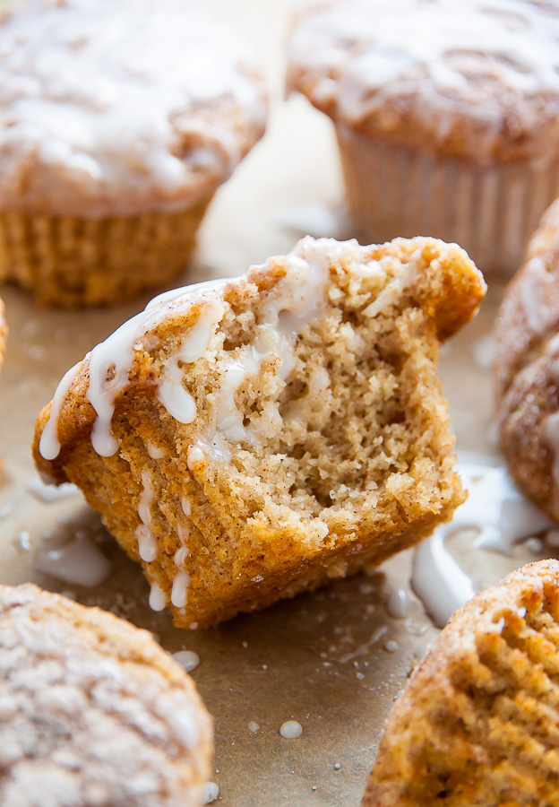Fluffy Cinnamon Sugar Muffins pretending to be doughnuts! This easy, vegan recipe is perfect for breakfast, snack, or dessert.