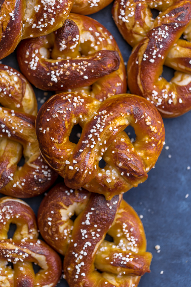 Today I'm teaching you exactly how to male Perfect Soft Pretzels from scratch! You won't believe how easy it is!