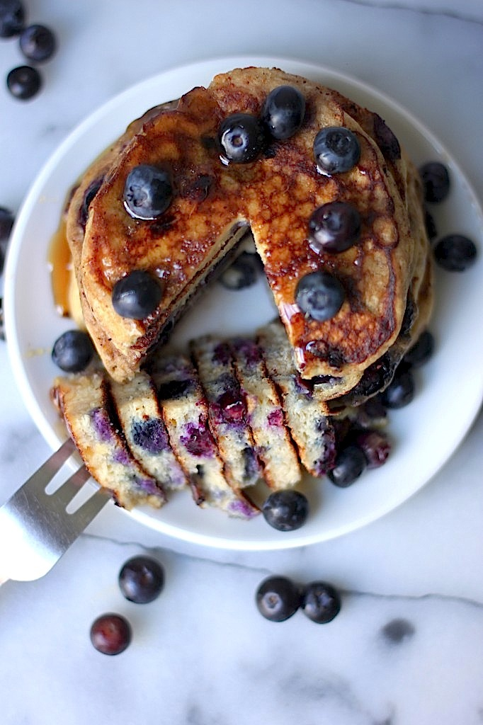 The Blueberry Pancakes Of Your Dreams