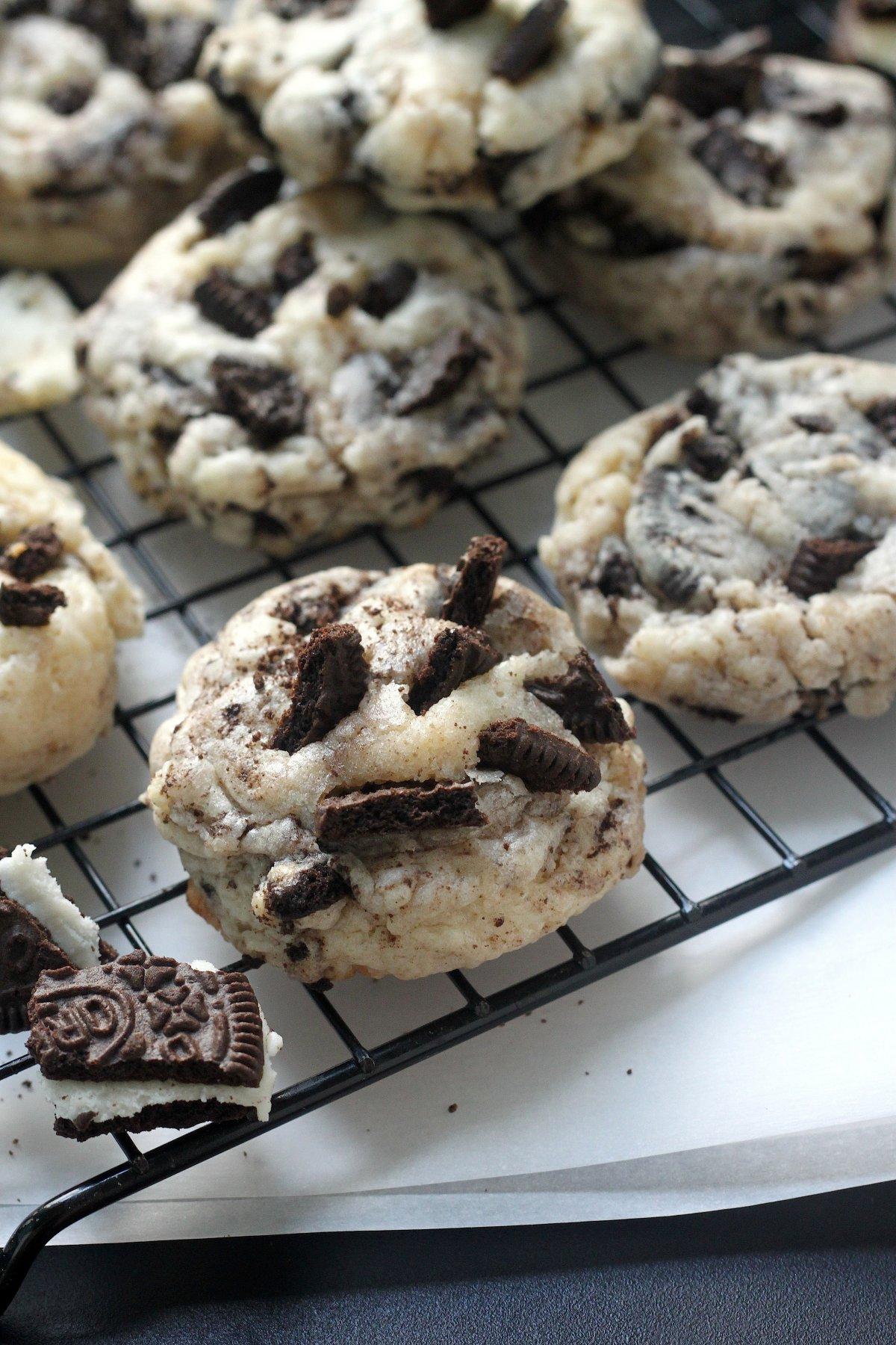 Recipe of oreo cookies