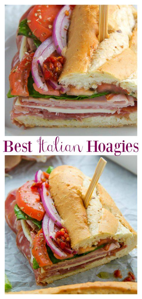 Italian Hoagies