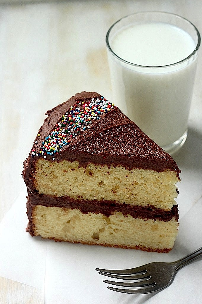 Nutella Buttercream Frosting For Cake