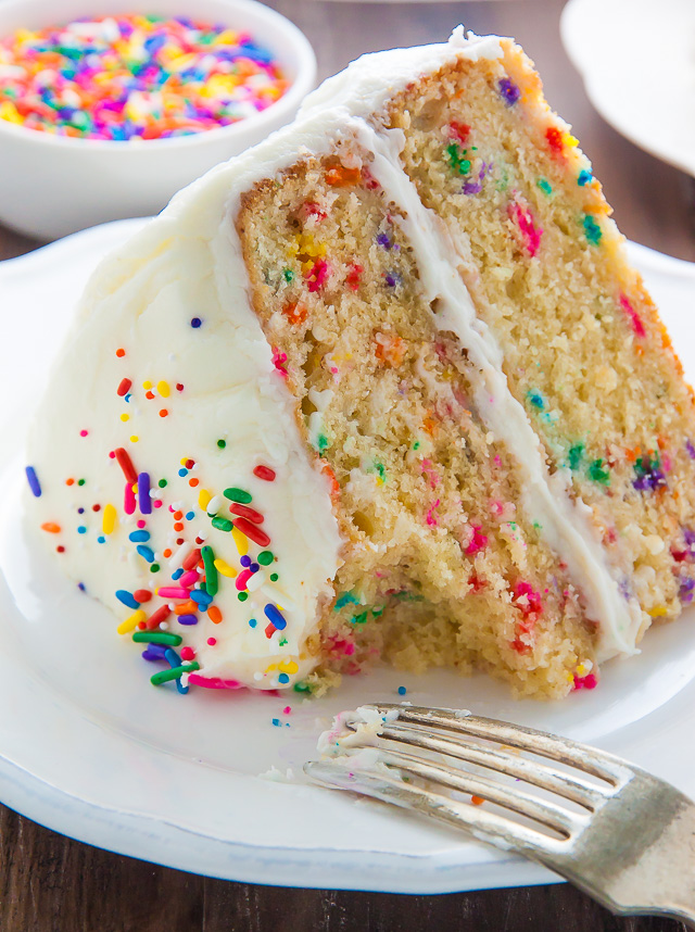 Cake Frosting With Granulated Sugar