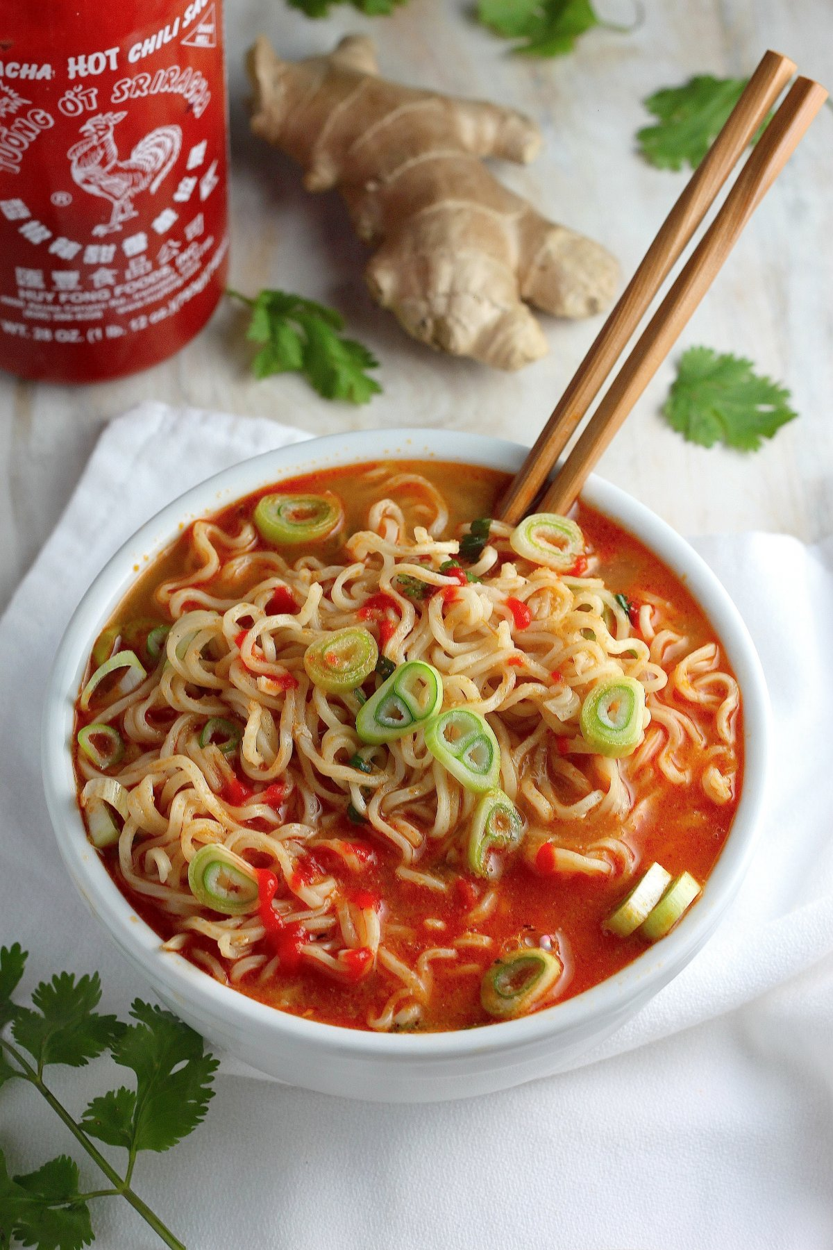easy ramen soup recipes is soup packaged noodles ramen delightfully hearty made This with