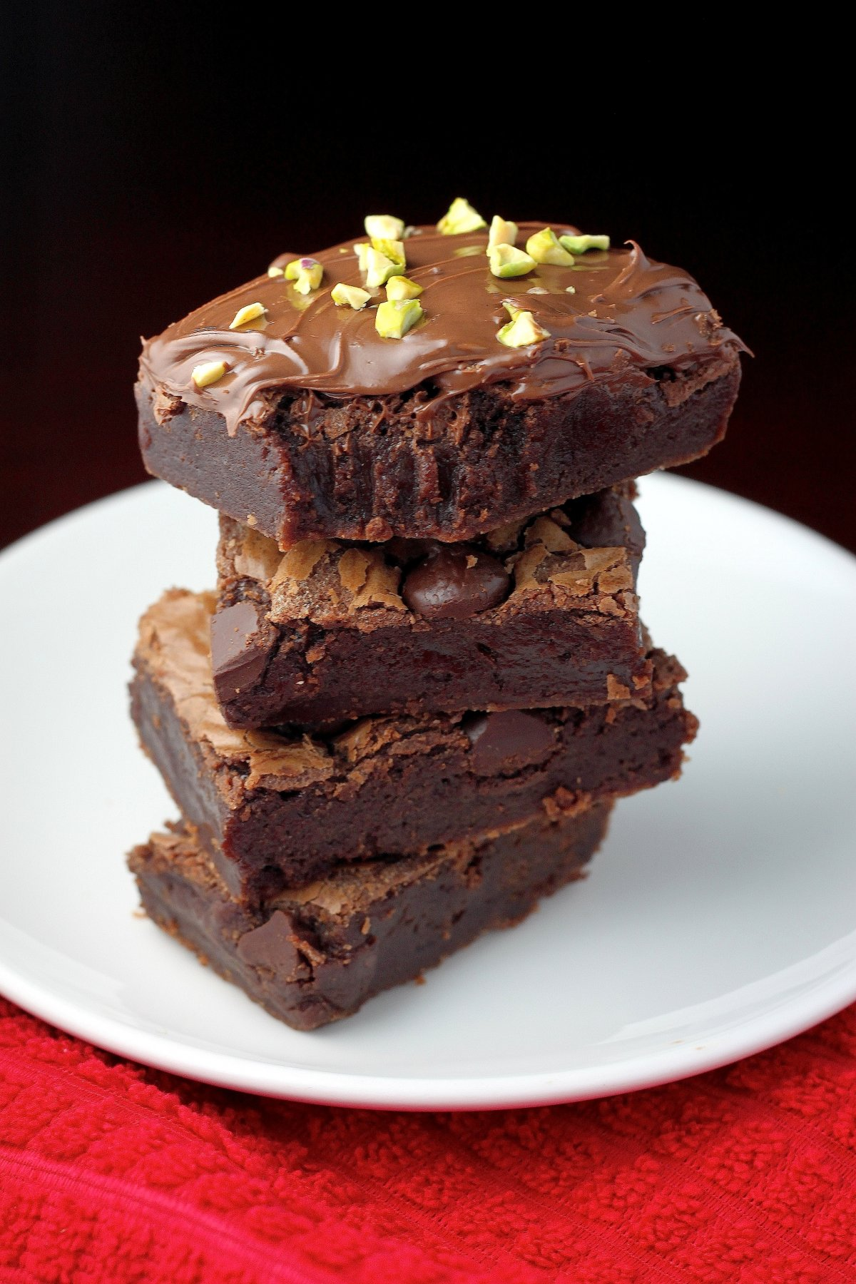 Nutella Fudge Brownies Recipes — Dishmaps