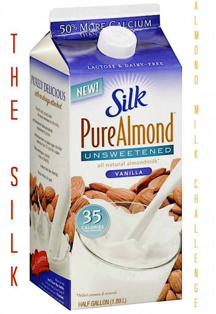 Silk Almond Milk Challenge