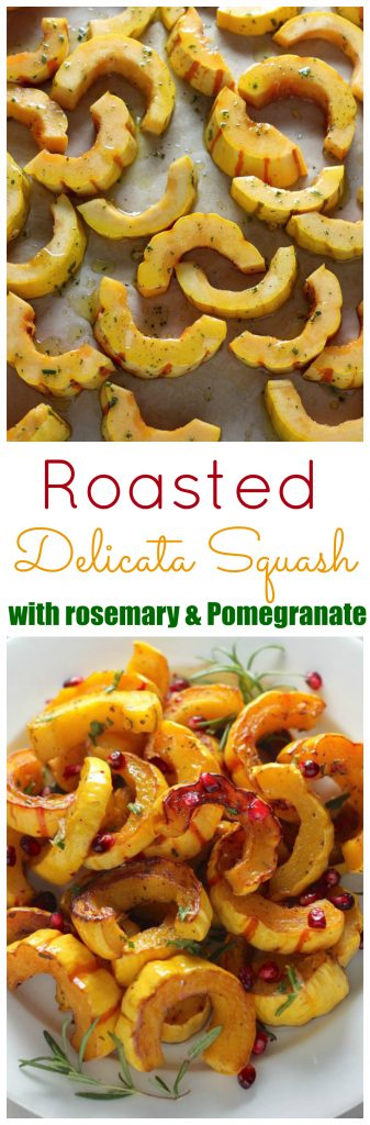 So easy and flavorful, this squash is the perfect additon to any meal!