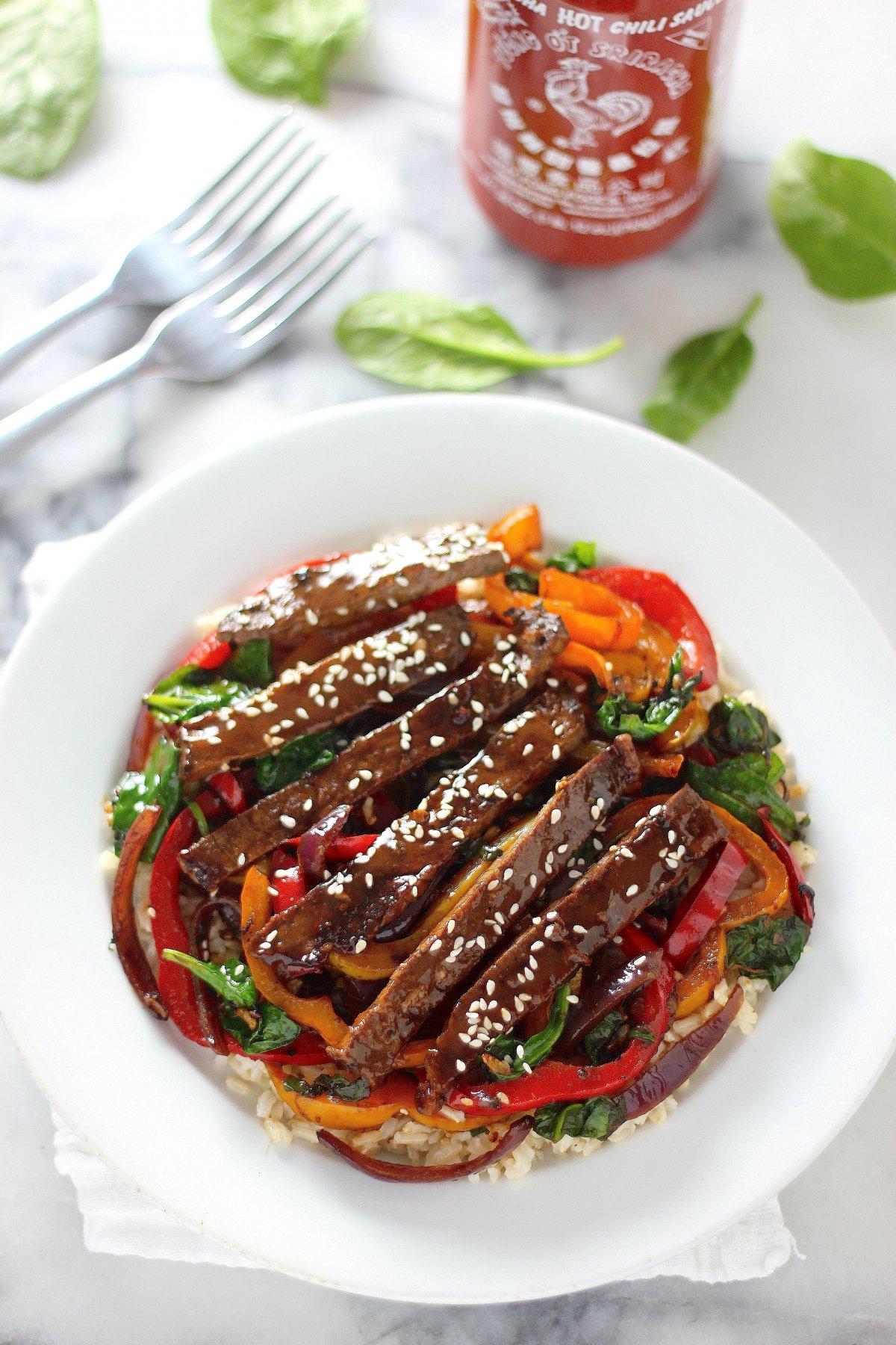 Beef Steak: Stalker Recipe 62