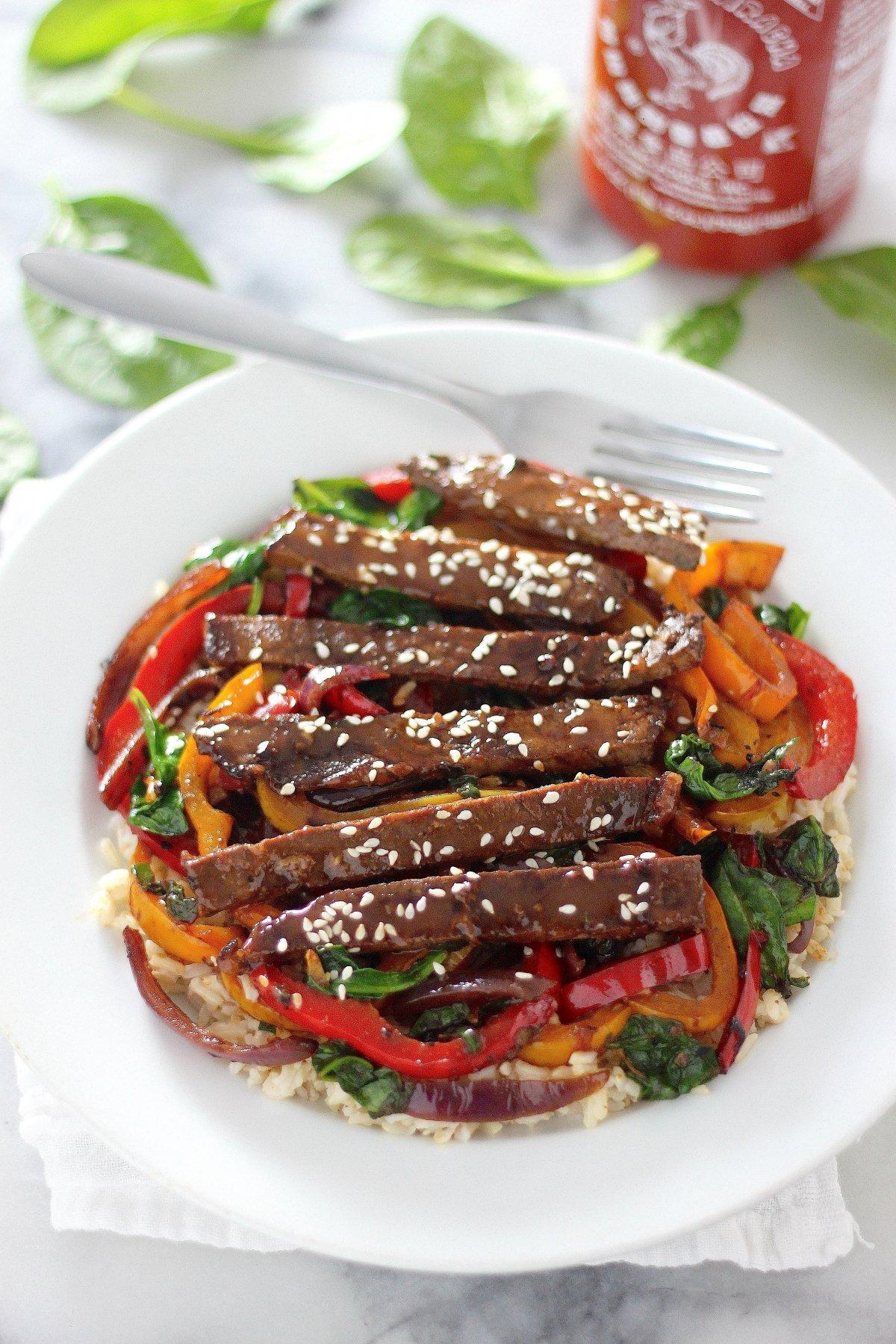 Beef Steak: Stalker Recipe 39