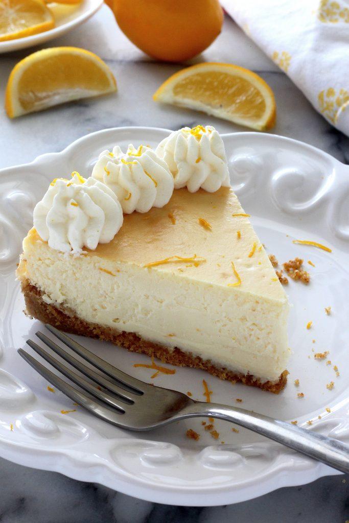 Little Lemony Ricotta Cheesecakes Recipe — Dishmaps