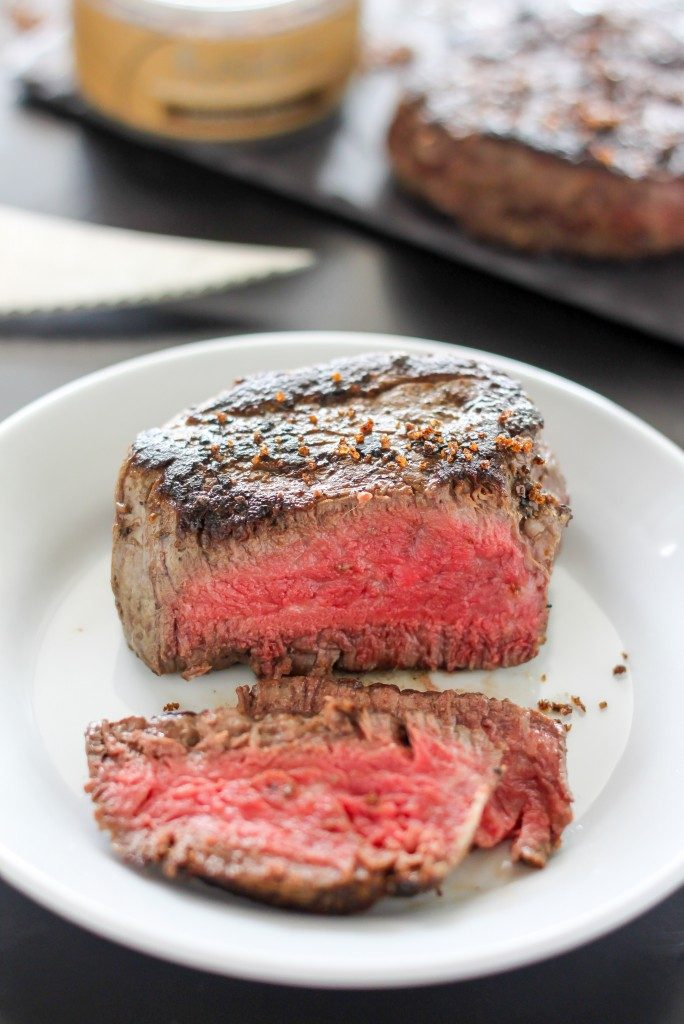 Perfect Pan Seared Steak