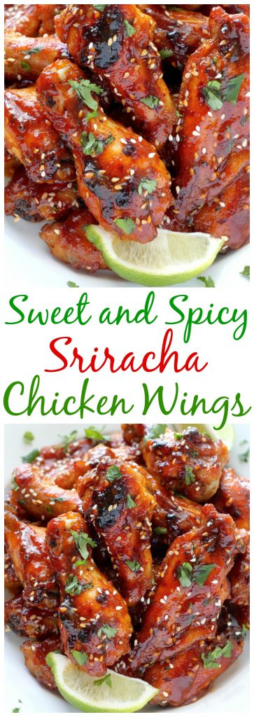 Sweet And Spicy Baked Chicken Wings Recipes — Dishmaps