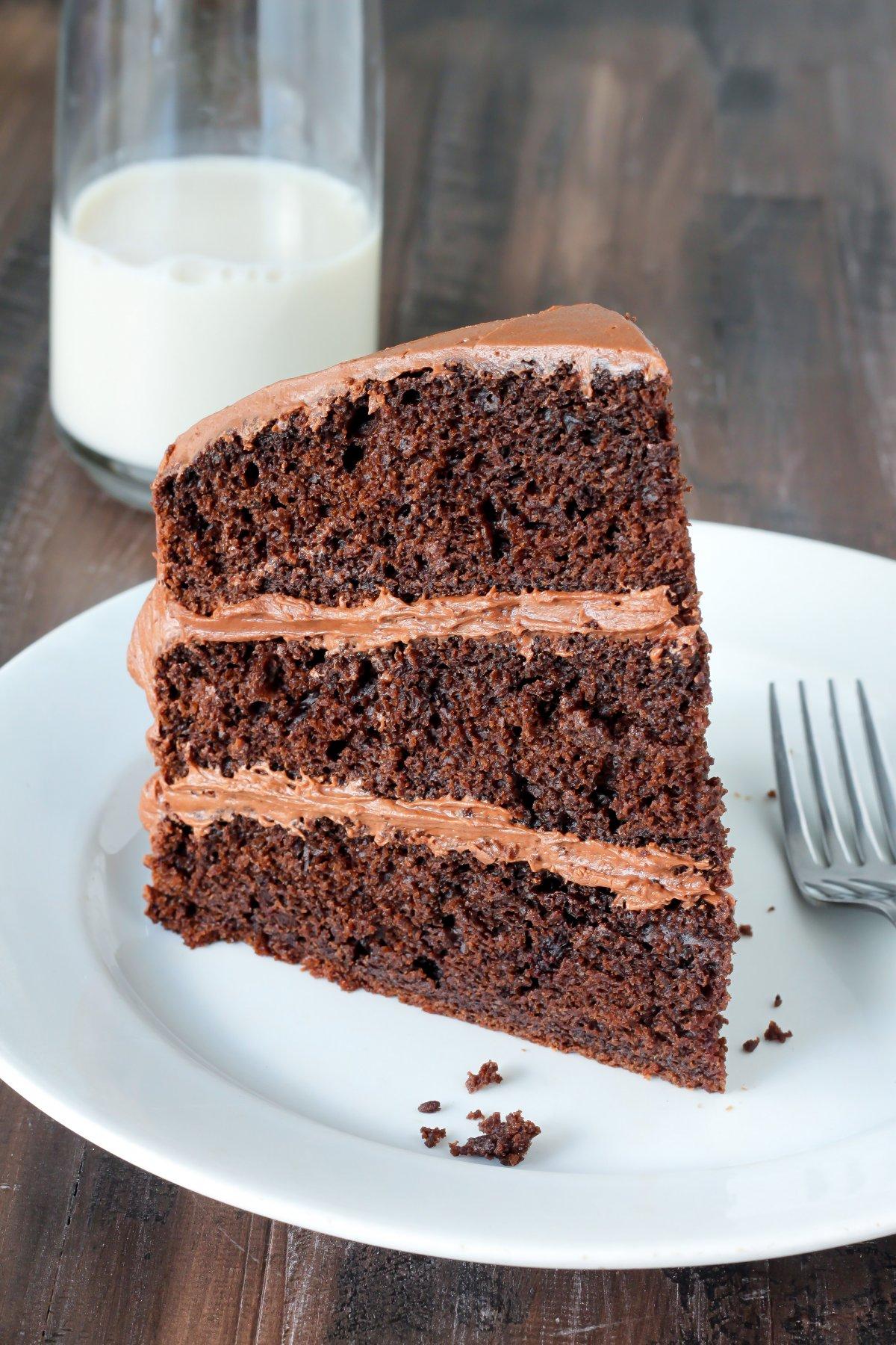 German Sponge Cake Recipe