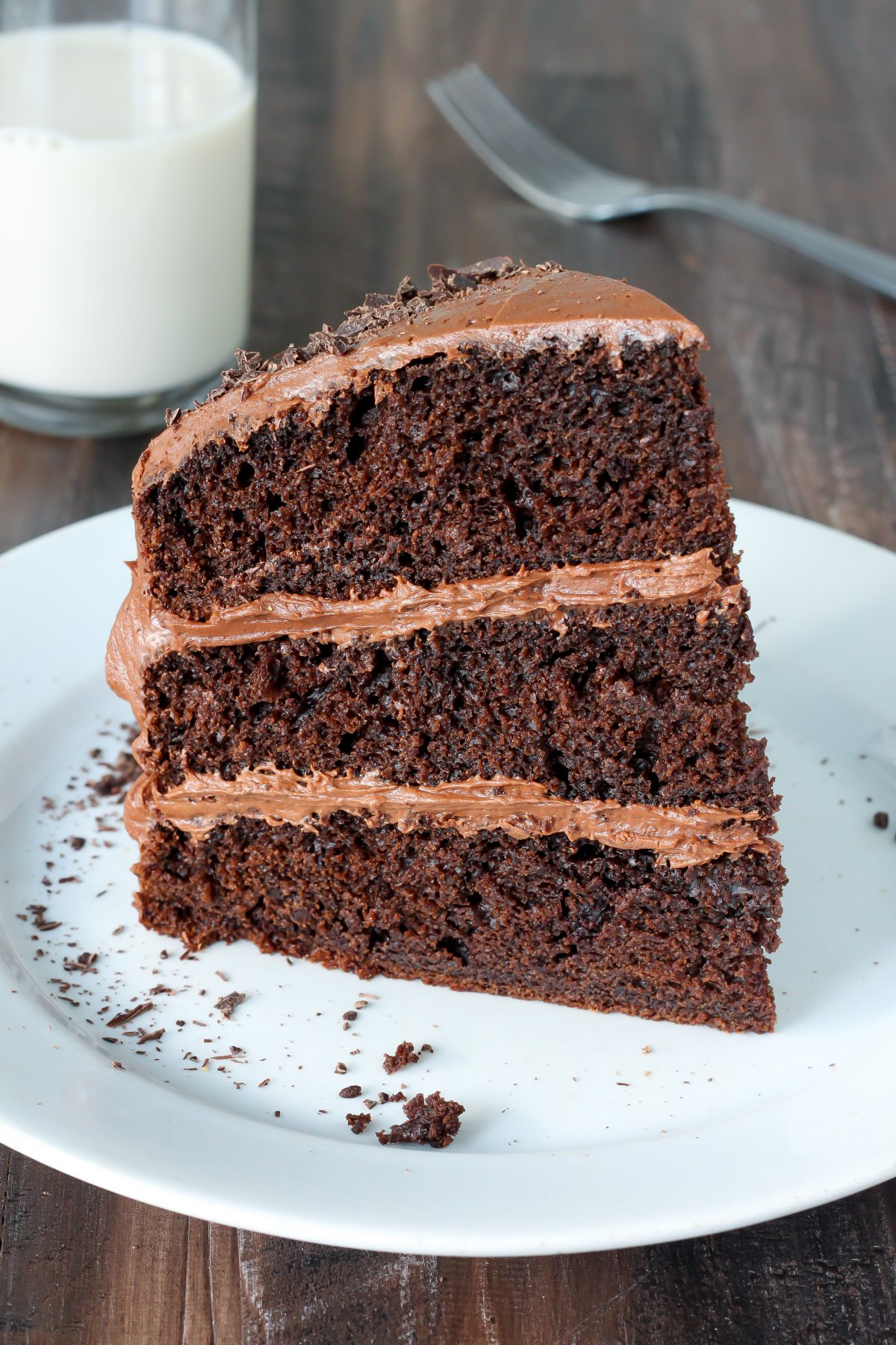 How To Make A Light Fluffy Chocolate Cake