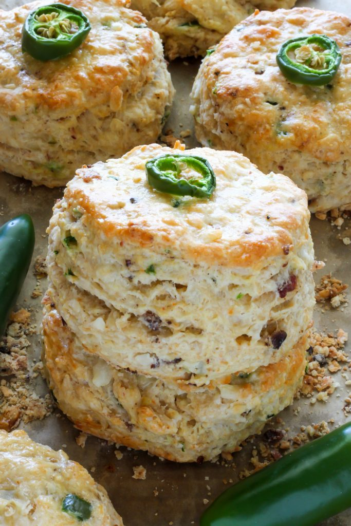Bite-Size Bacon And Cheese Scones Recipes — Dishmaps