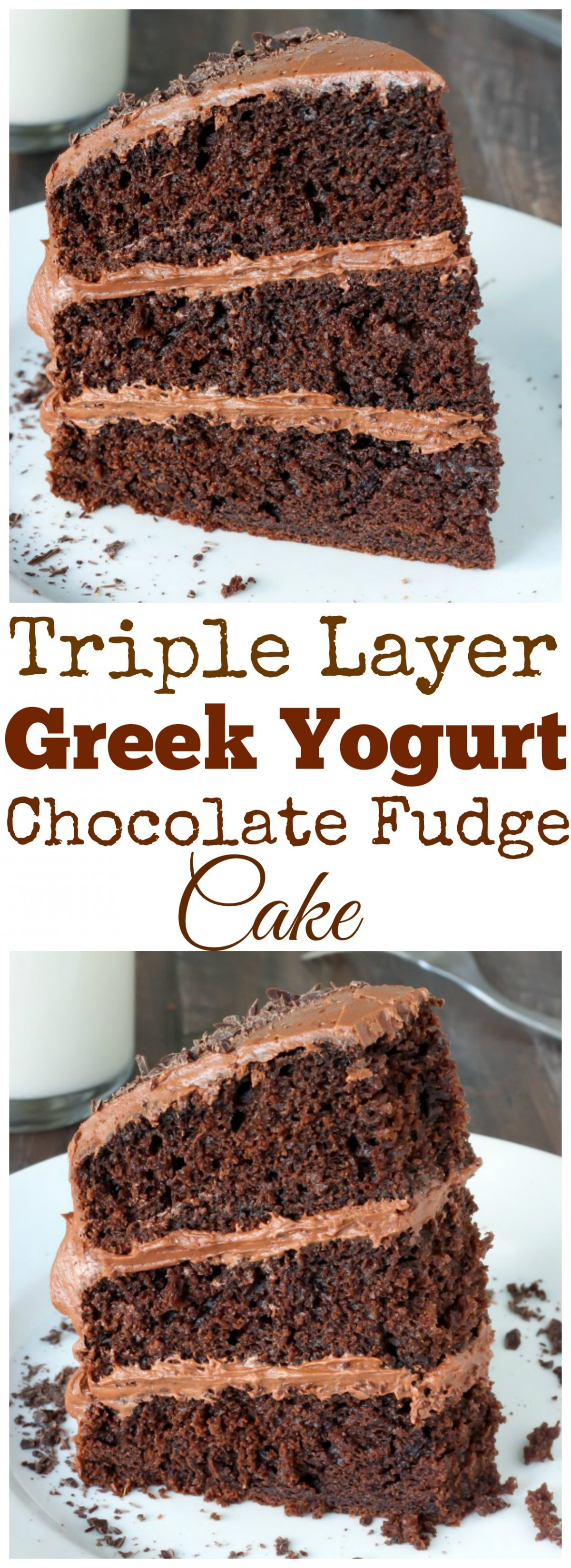 Chocolate Cake Mix And Greek Yogurt