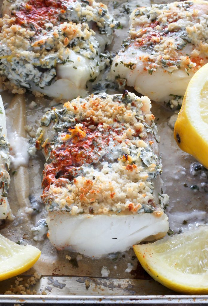 baked lemon herb cod bake baked lemon herb cod bake herb lemon ...