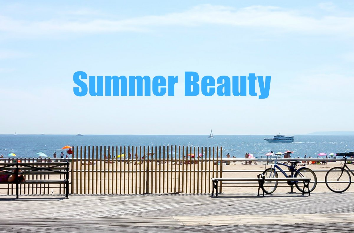 My Summer Beauty Routine