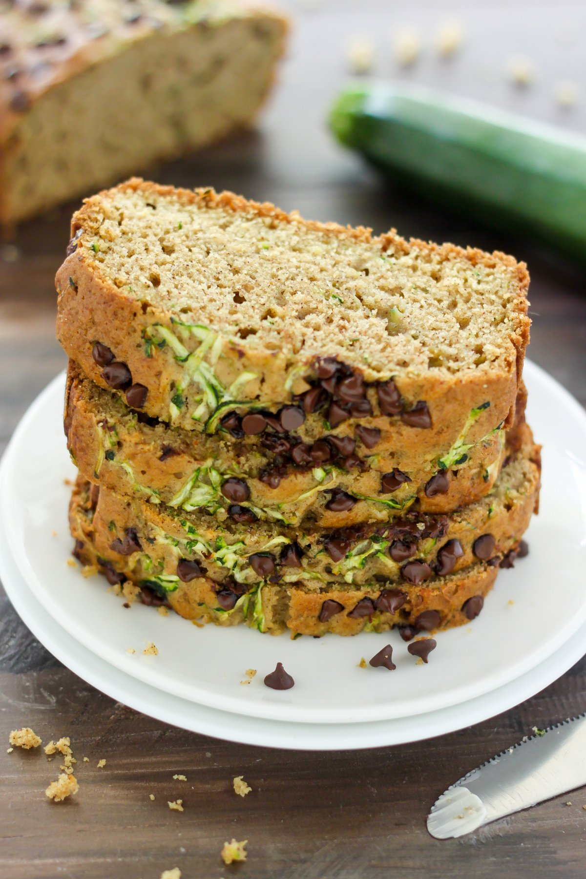 Healthy Zucchini Bread Baker By Nature