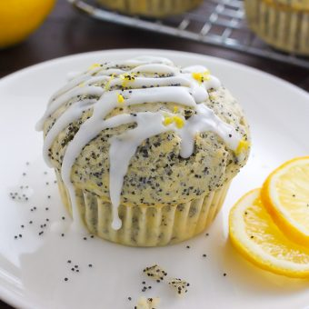 Ultimate Lemon Poppy Seed Muffins