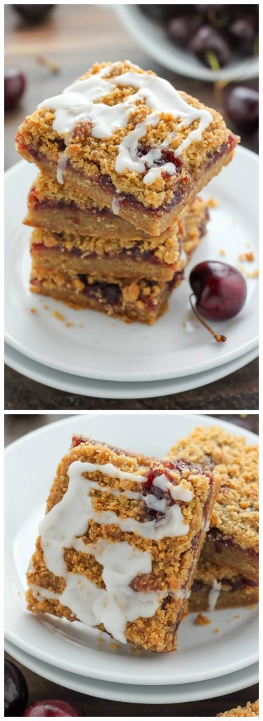 hazelnut and cherry brown butter bar recipes dishmaps brown butter ...