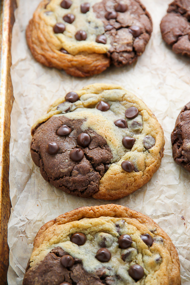 Recipe for half a dozen cookies
