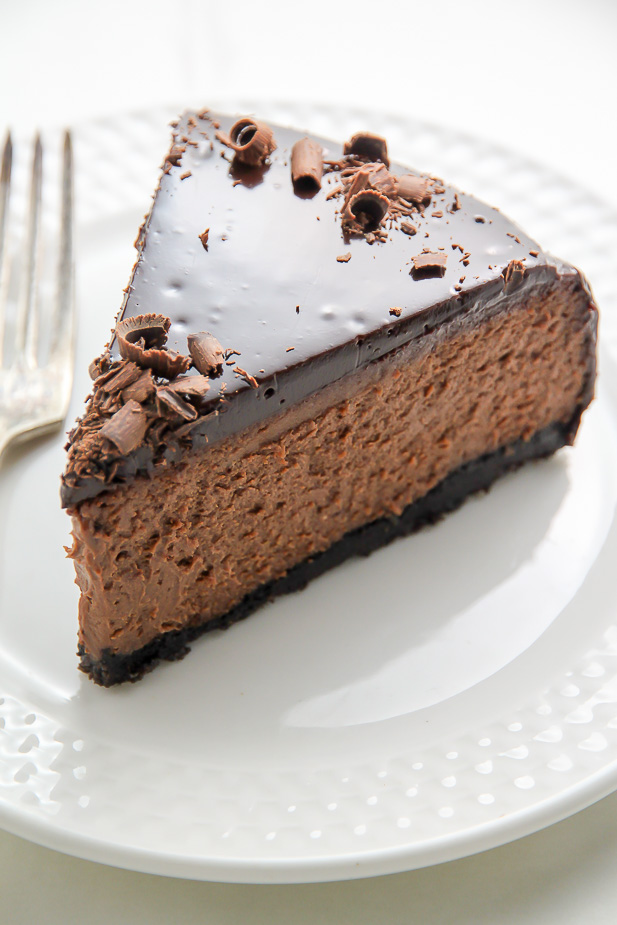 Kahlua Chocolate Cheesecake Baker by Nature