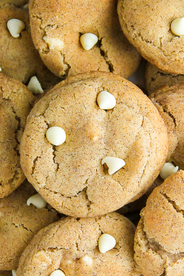 Toffee Chip Snickerdoodles Recipes — Dishmaps