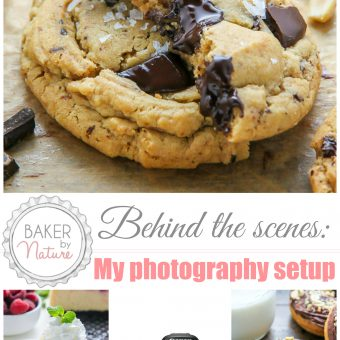 Behind the Scenes: My Simple Food Photography Setup
