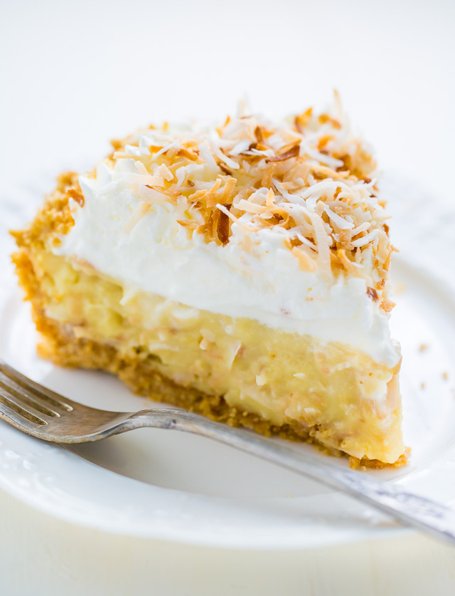 My Favorite Coconut Cream Pie - Baker By Nature-6556