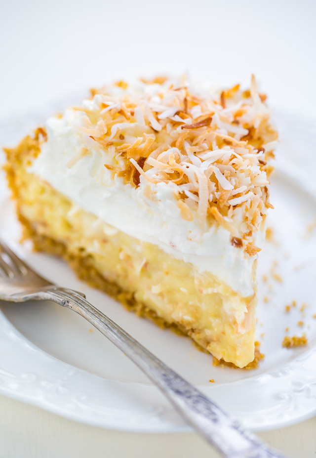 My Favorite Coconut Cream Pie - Baker By Nature-5911