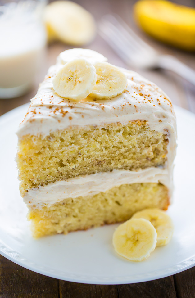 How To Make Frosting For Banana Cake