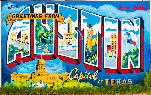 Ashley's Guide to Austin