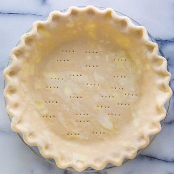 Foolproof All Butter Pie Crust