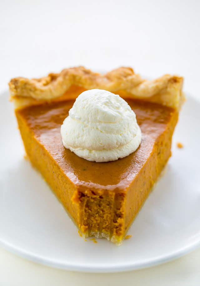 Silky smooth and richly spiced, my Brown Butter Pumpkin Pie is the ultimate holiday dessert!