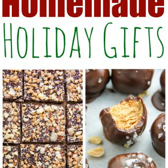 16 Last Minute Edible Holiday Gift Recipes